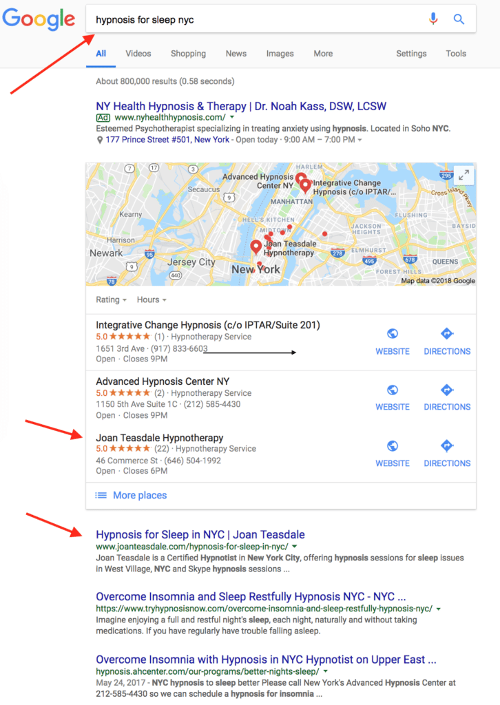 SEO Strategy that works