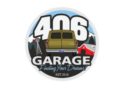 406 Garage